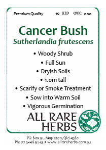 Cancer Bush