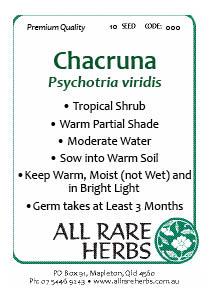Chacruna
