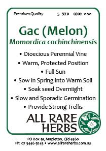 Gac (Melon)
