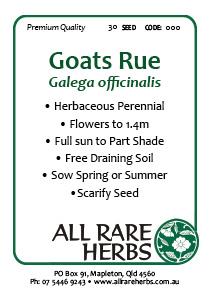 Goats Rue