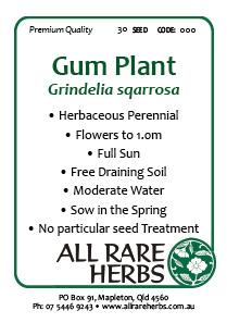 Gum Plant