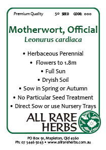 Motherwort Official