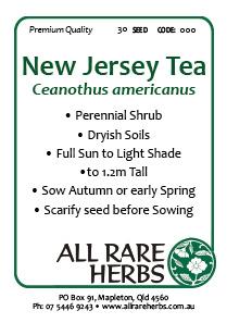New Jersey Tea
