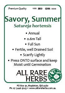 Savory Summer