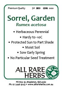 Sorrel Garden