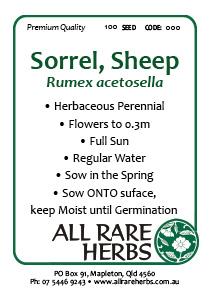 Sorrel Sheep