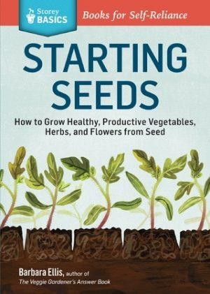 Starting Seeds, book