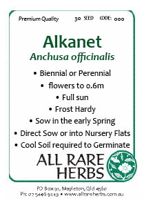 Alkant seed
