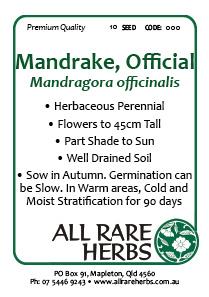 Mandrake Official