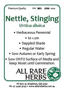Nettle Stinging