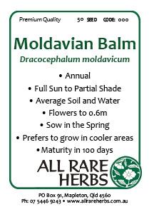 Moldavian Balm