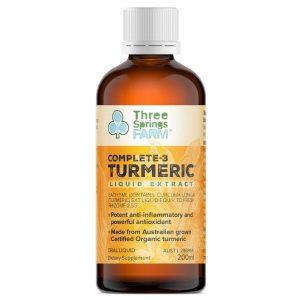 Turmeric Liquid Extract